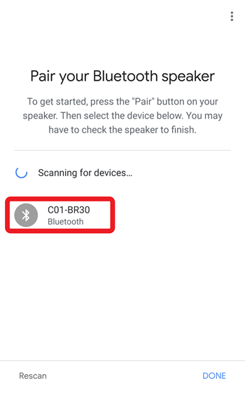 Pairing your Pulse system to a Google Home Assistant – Sengled